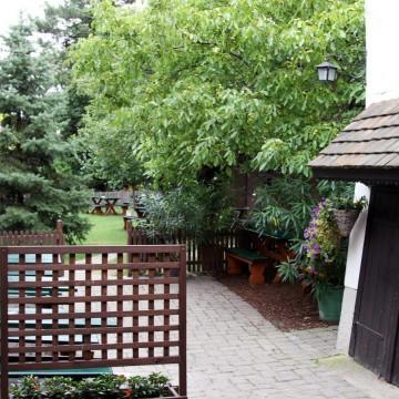 Garten Eingang